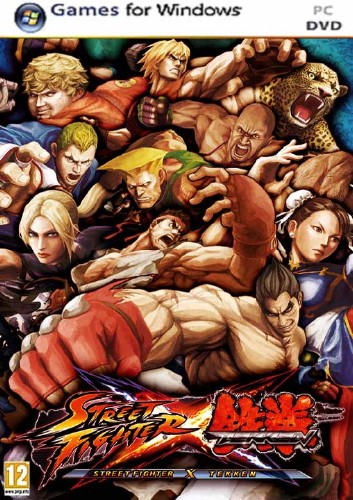 Street Fighter X Tekken (RUS / ENG) PC / 2012 / RePack