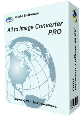 Okdo All to Image Converter Professional 4.7 Portable (RUS) 2012