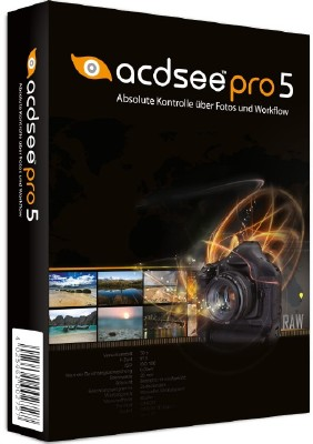 ACDSee Pro v5.2.157 RePack by SPecialiST (2012) ML/rus