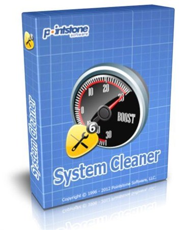 Pointstone System Cleaner 6.0.4.50 (ENG) 2012