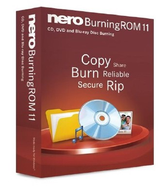 Nero Burning ROM v 11.2.4.100 Portable (Portableappz)