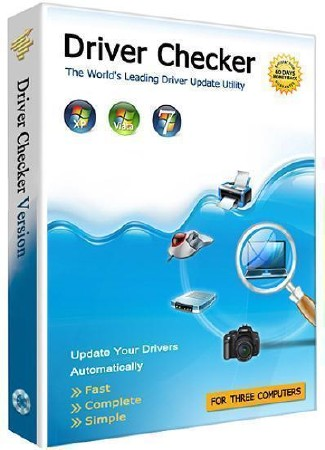 Driver Checker v2.7.5 Datecode 07.06. (ENG) 2012