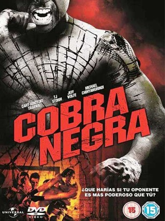 Черная кобра / Black Cobra / When the Cobra Strikes (2012) DVDRip