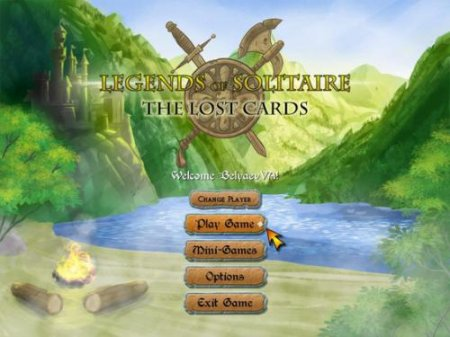Legends of Solitaire: The Lost Cards (2012/Beta)