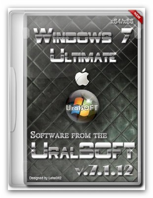 Windows 7 x86 x64 UralSOFT Ultimate v 7.1.12 RUS/2012