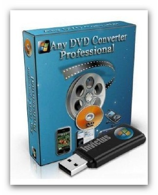 Any DVD Converter Professional v4.4.0 Portable