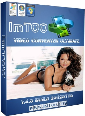 ImTOO Video Converter Ultimate 7.4.0 (ML/RUS) 2012 Portable