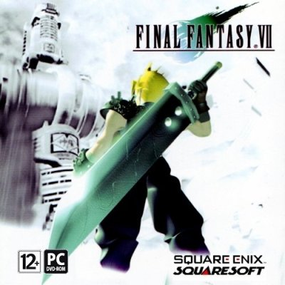Final Fantasy VII Remake (2012) ENG/Rip от R.G.Механики