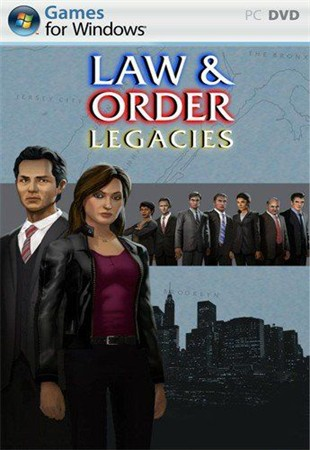 Law and Order Legacies. Episode 1 to 7 (2012/Rus/Eng/Multi3/Repack)