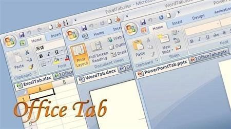 Office Tab Free Edition 9.20