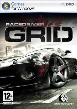 Race Driver GRiD (2008/RUS/ENG/Repack by UltraISO)