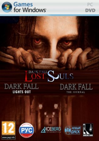 Dark Fall Anthology / Антология Dark Fall (2002-2009/Rus/Eng/RePack от R.G. Механики)