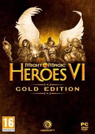 Might and Magic: Heroes 6. Gold Edition (2012/Rus/Eng/Repack by Dumu4)