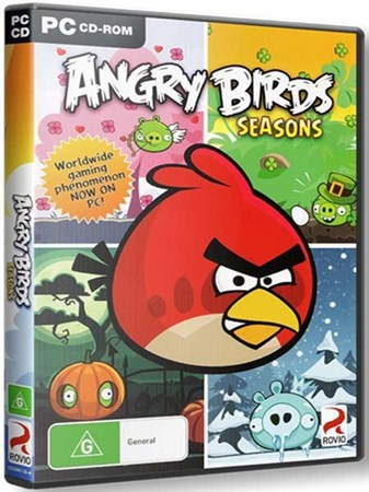 Angry Birds: Anthology + Bad Piggies (2012/PC/Eng)
