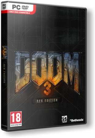 Doom 3 BFG Edition (2012/ENG/Repack by R.G. Repackers)