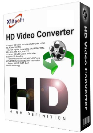 Xilisoft HD Video Converter 7.6.0 Build 20121027 (ML/RUS) 2012