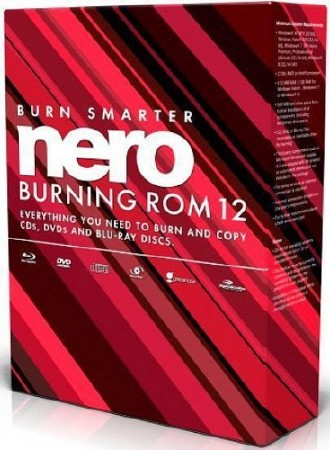 Nero Burning ROM + Express 12.0.28001 Portable + SecurDisc Viewer (MAX-Pack ...