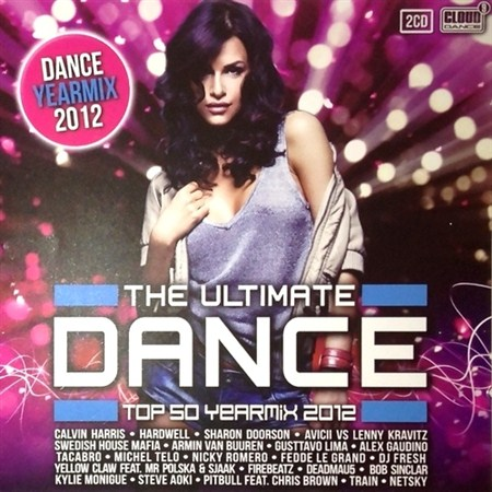 The Ultimate Dance Top 50 Yearmix (2012)