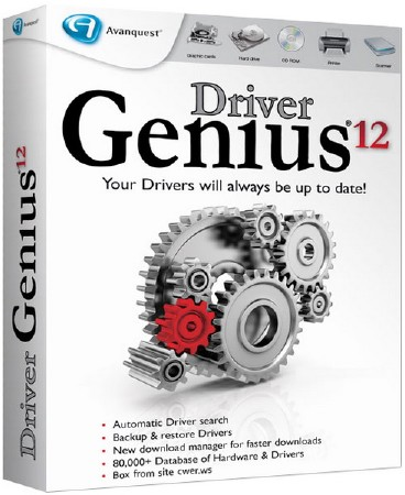 Driver Genius 12.0.0.1211 Portable by XApps