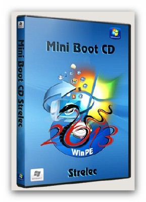 Boot CD USB Sergei Strelec v.1.2 2013 RUS/ENG