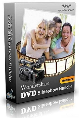 Wondershare DVD Slideshow Builder Deluxe v6.1.12/Rus