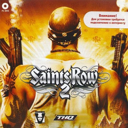 Saints Row 2 (2009/RUS/ENG/Multi13-PROPHET)