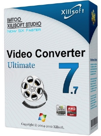 Xilisoft Video Converter Ultimate 7.7.2 build 20130122 + Rus