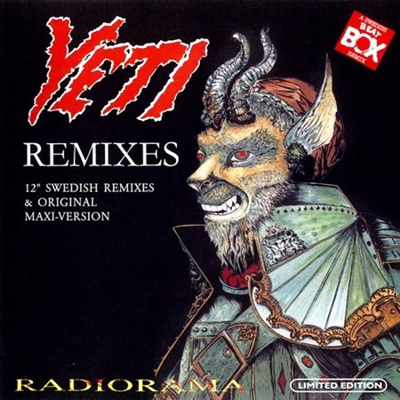 Radiorama - Yeti (Swedish Remixes) (2006)