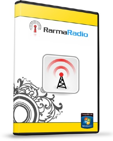 RarmaRadio 2.69 RuS + Portable