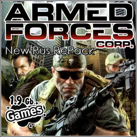 Armed Forces: Corp (New Rus RePack)