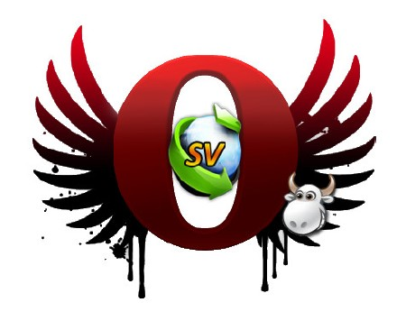 Opera Unofficial 12.15 Build 1745 + IDM 6.15.7 Final + Ad Muncher 4.93 Build 33707 & Portable by SV