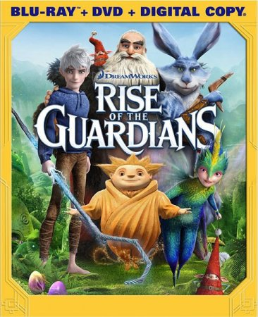 Хранители снов / Rise of the Guardians (2012) HDRip + BDRip