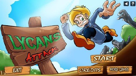 When Lycans Attack [ v1.012 / Android / 2013]