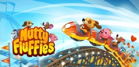 NUTTY FLUFFIES ROLLERCOASTER [V1.0, АРКАДА, ANDROID 2.3.3]
