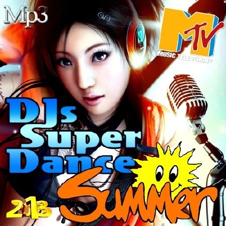 DJs Super Dance Summer (2013)