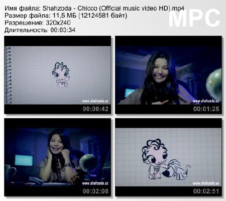 Shahzoda - Chicco (Official music video HD).mp4