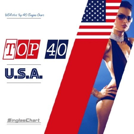 USA Hot Top 40 Singles Chart 3 August (2013)